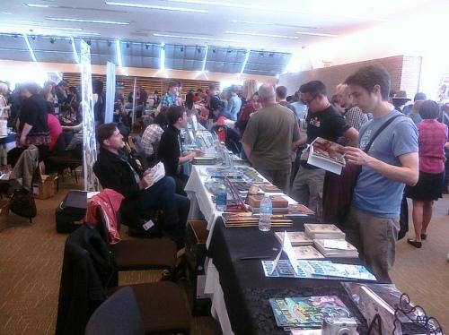 Editions Tchaï @ TCAF 2012
