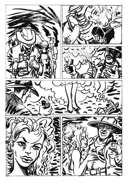 Coffee Pot, page 3